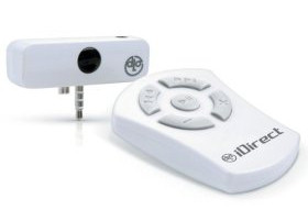 DLO iDirect Remote Control for iPod