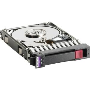 "HP 146GB Hot-Swap 10,000 RPM Serial Attached SCSI (SAS) 2.5"" Hard Drive"