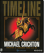 Timeline with Paperback Novel - Rare PC Game