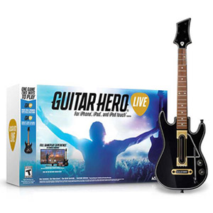 Guitar Hero Live for iPhone, iPad, and iPod Touch