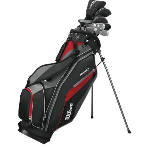 Wilson Pro Fit Men's Package Golf Set