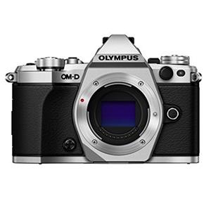 Olympus OM-D E-M5 Mark II 16.1MP Mirrorless Digital Camera (Body Only) - Silver