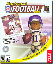 Backyard Football 06
