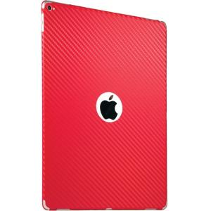 "BodyGuardz Armor Carbon Fiber Case for iPad Pro 12.9"" - Red"