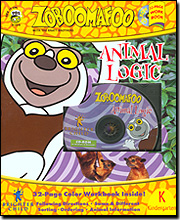 Zoboomafoo Animal Logic with WorkBook Combo