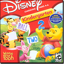 Disney's Winnie the Pooh Kindergarten
