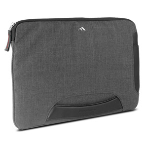 Brenthaven Collins Secure Grip Sleeve for Microsoft Surface 3, Graphite