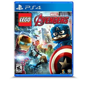 Click here for WB LEGO Marvel's Avengers - PlayStation 4 prices
