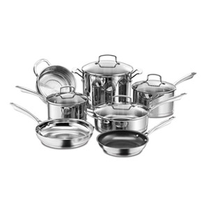 Click here for Cuisinart 89-11 11-Piece Professional Stainless Co... prices
