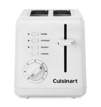 Click here for Cuisinart CPT-122 2-Slice Compact Plastic Toaster prices