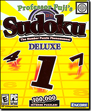 Professor Fuji's Sudoku Deluxe