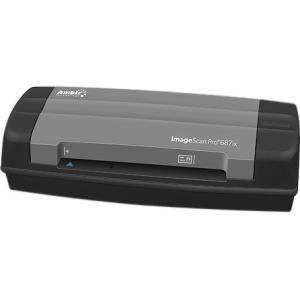 Image of Ambir Duplex ID Card Scanner w/ AmbirScan Pro