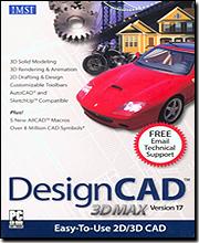 DesignCAD 3D Max 17.2