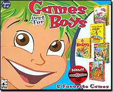 Games Just For Boys 5