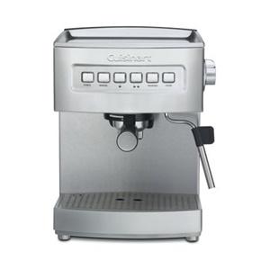 Cuisinart EM-200 Programmable 15-Bar Espresso Maker, Stainle