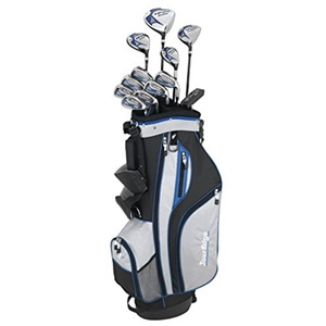 Tour Edge HP25 Men's Uniflex Complete Set, Steel Shaft