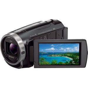 Sony Handycam HDR-CX675 Full HD Handycam with Exmor R CMOS Sensor - Black