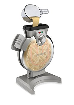 Click here for Cuisinart WAF-V100 Vertical Waffle Maker, Silver prices