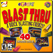 Blast Thru - A Brick Blasting Frenzy!