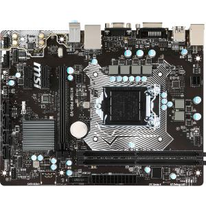 MSI H110M PRO-VD Micro ATX Desktop Motherboard w/ Intel H110 Chipset & Socket H4