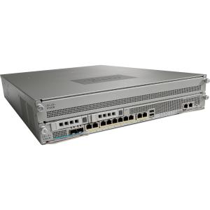 Cisco ASA 5585-X FirePOWER Services SSP-10 Hardware with 8GE, 3DES/AES