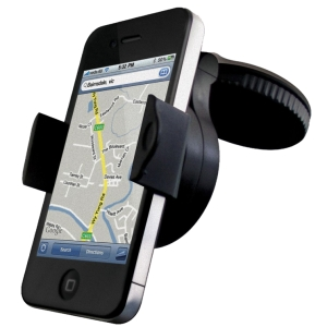Cygnett Dashview Windscreen Car Mount - Horizontal, Vertical - Black