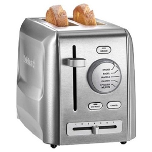 Click here for Cuisinart CPT-620 2-Slice Metal Toaster  Stainless... prices