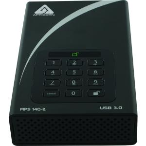 Image of Apricorn Aegis Desktop 8 TB FIPS 140-2 Validated 256-Bit Encrypted HDD