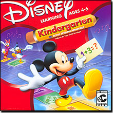 Disney's Mickey Mouse Kindergarten with Active Leveling Advantage!