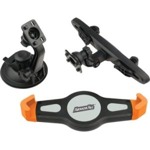 Image of Armor All Universal Tablet Mount Kit for Headrest