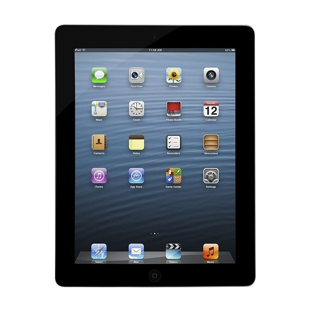 Apple 16GB iPad 4 - Black (Refurbished)