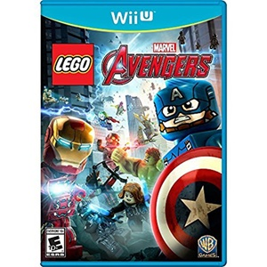 Click here for LEGO Marvel's Avengers - Wii U prices