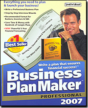Business PlanMaker Professional 6.0