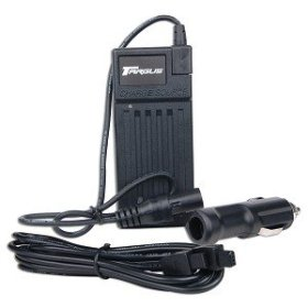 Targus Auto/Air 70W  DC Charger with Notebook PowerTip for Dell/Sharp