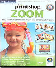 PrintShop ZOOM - Transform Photos into Print Projects