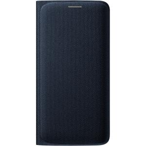 Samsung Carrying Case (Wallet) for Smartphone - Black Sapphire - Polyester