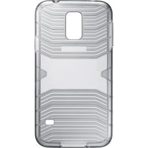 Offer Samsung Galaxy S 5 Protective Cover, Clear – Smartphone – Clear – Textured Before Too Late
