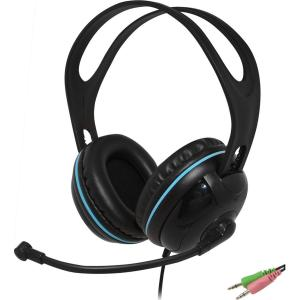 Image of Andrea Communications EDU-455 USB Over-Ear Stereo Headset