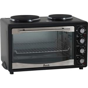 Image of 1.1 CF Multi Function Oven Blk