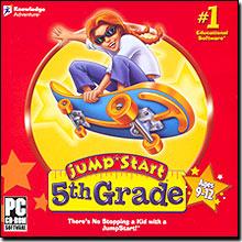 JumpStart 5th Grade for Windows PC