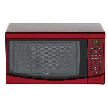 Image of Avanti 0.7 Cu Ft 700 Watt Countertop Microwave Oven - Red