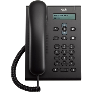 Cisco 3905 IP Phone Wall Mountable Desktop