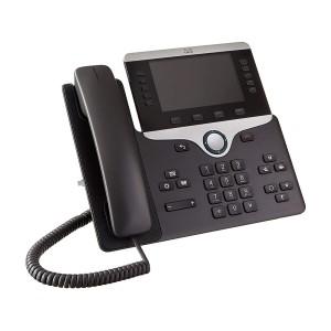 Cisco IP Phone 8851 - Charcoal
