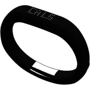 Image of AdventureLabs Smart Band Health Fitness Tracker - Black