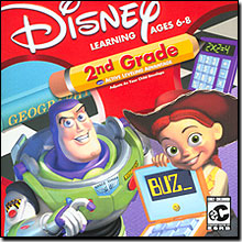 Disney's Buzz Lightyear 2nd Grade
