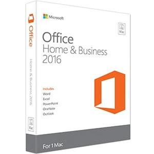 Microsoft Office 2016 Home & Student for Mac (KeyCard Included)