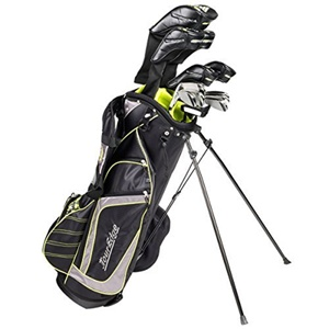 Click here for Tour Edge Golf Bazooka 460 Black Stand Package Set... prices