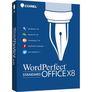 Corel WordPerfect Office X8 - Standard
