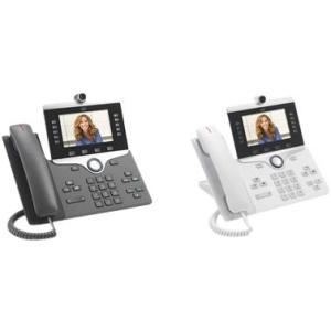 Cisco IP Phone 8865, Charcoal (CP-8865-K9=)
