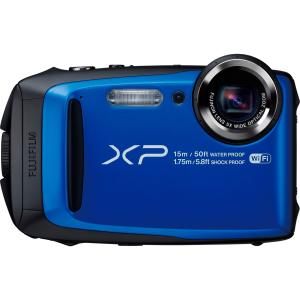 Fujifilm FinePix XP90 16.4 Megapixel Compact Digital Camera - Blue